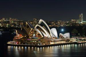 cityscape, Sydney, Sydney Opera House, Building, Australia