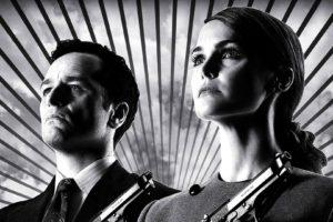 monochrome, The Americans