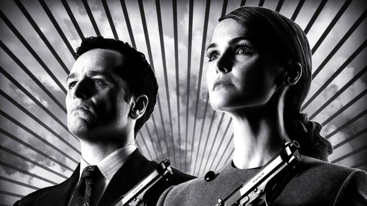 Monochrome The Americans Hd Wallpapers Desktop And Mobile
