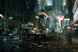 apocalyptic, Cityscape, Blade Runner