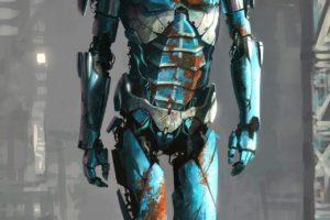robot, Mortal Kombat X, Mortal Kombat, Sub Zero