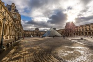 cityscape, HDR, Building, The Louvre, Paris
