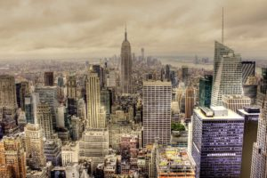 cityscape, HDR, Building, New York City, Empire State Building, USA