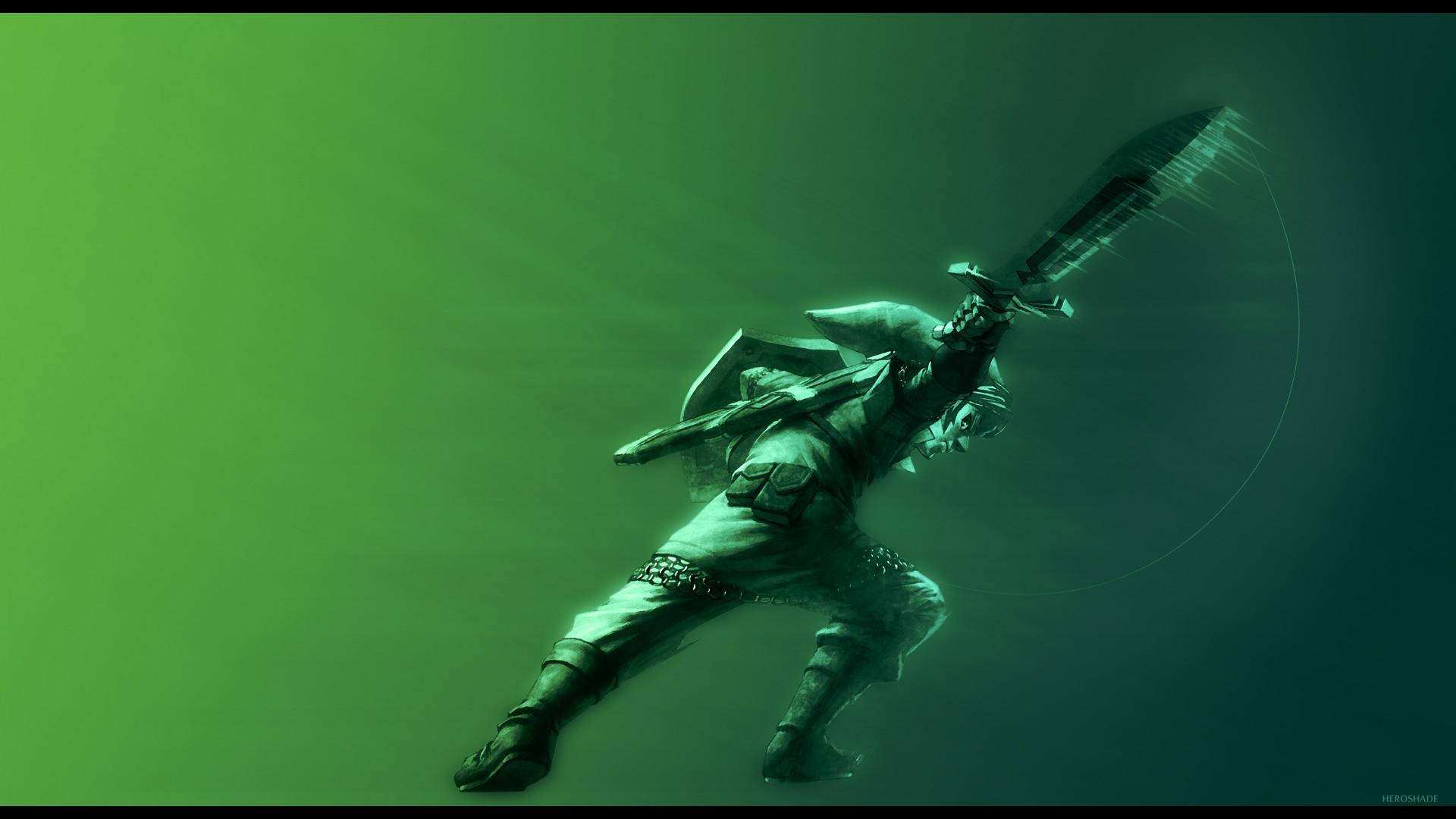 Link The Legend Of Zelda Skyward Sword Hd Wallpapers Desktop