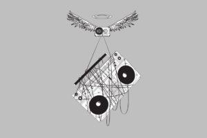 minimalism, Music, Boombox, Stereos