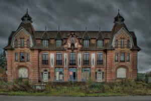 abandoned, Mol   Belgium, Belgium, Casino