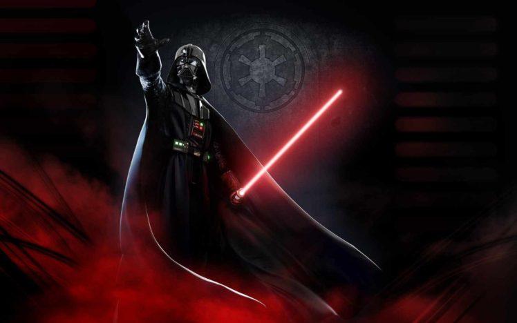 Darth Vader HD Wallpaper Desktop Background