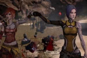 Borderlands, Borderlands 2, Vault hunters, Lilith, Maya (Borderlands)