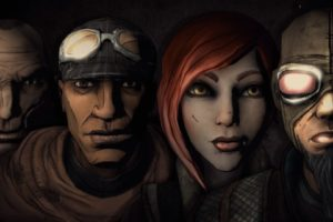 Borderlands, Borderlands 2, Vault hunters