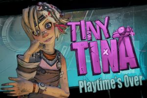Borderlands, Borderlands 2, Tiny Tina