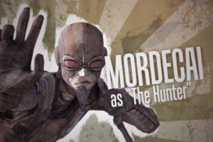 Borderlands, Borderlands 2, Vault hunters, Mordecai