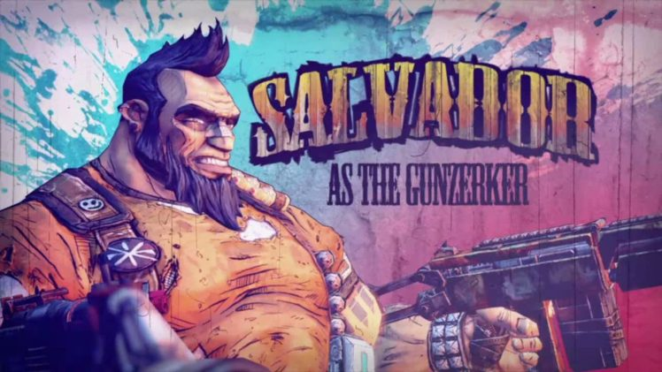 Borderlands, Borderlands 2, Vault hunters HD Wallpaper Desktop Background