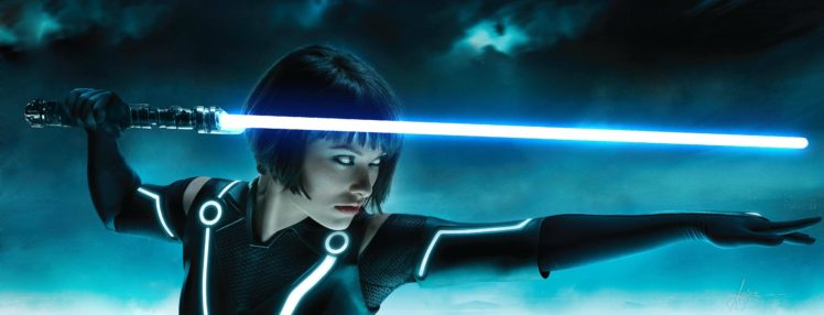 Tron: Legacy HD Wallpaper Desktop Background