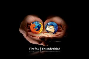 Mozilla Firefox, Logo, Open source, Browser, Dark, Fox, Thunderbird