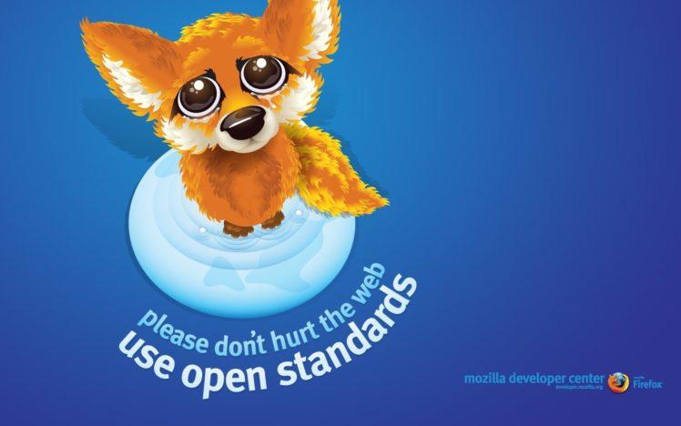 Mozilla Firefox, Logo, Open source, Browser, Dark, Fox HD Wallpaper Desktop Background