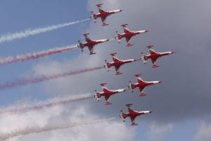 Turkish Air Force, Turkish Armed Forces, Turkish Stars, Flying