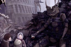 robot, Apocalyptic