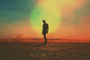 Tycho, Tim Navis, Photography, Mojave, Desert, Silhouette