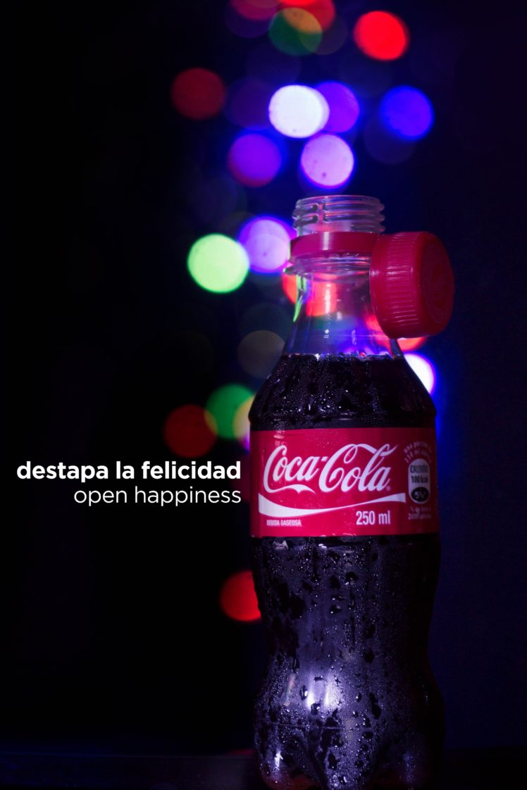 Coca Cola, Bokeh, Photography, Happiness, Blue, Green, Red dress, White HD Wallpaper Desktop Background