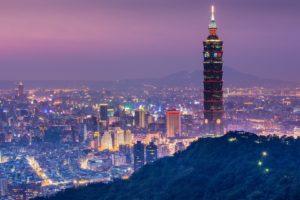 city, Taiwan, Taipei, Taipei 101