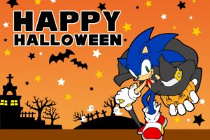 Halloween, Sonic the Hedgehog