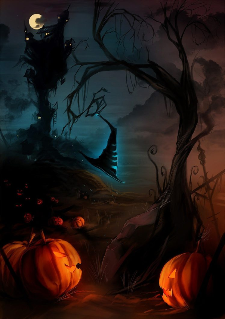 Halloween Hd Wallpapers Desktop And Mobile Images Photos