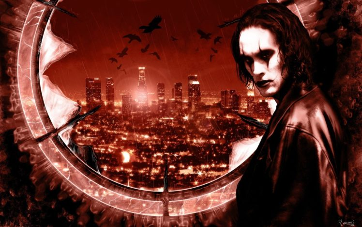 The Crow Brandon Lee Hd Wallpapers Desktop And Mobile