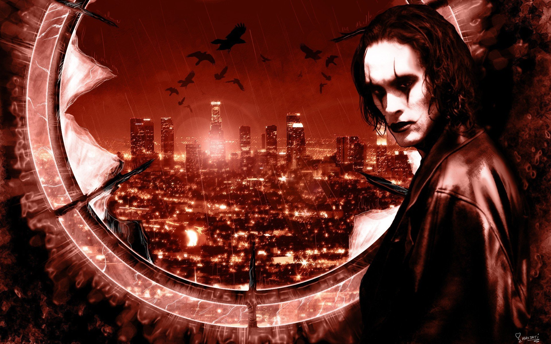 The crow brandon lee hd wallpapers desktop and mobile - The crow wallpaper ...