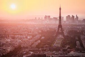 Paris, Eiffel Tower, France