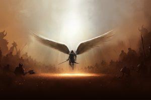 angel, Wings