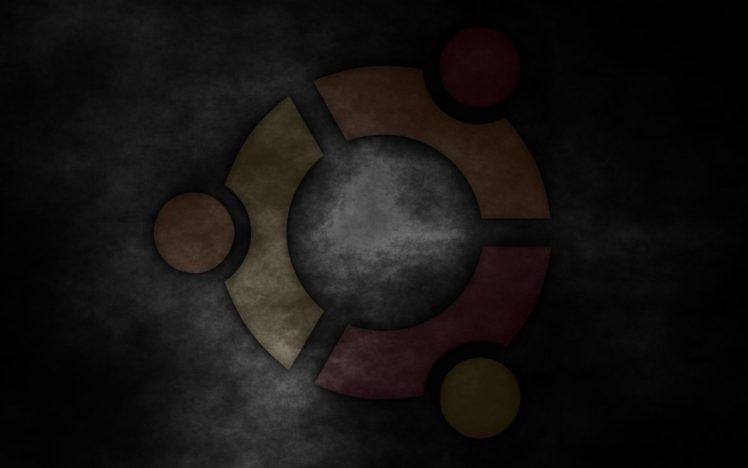 Ubuntu, Linux, Logo HD Wallpaper Desktop Background