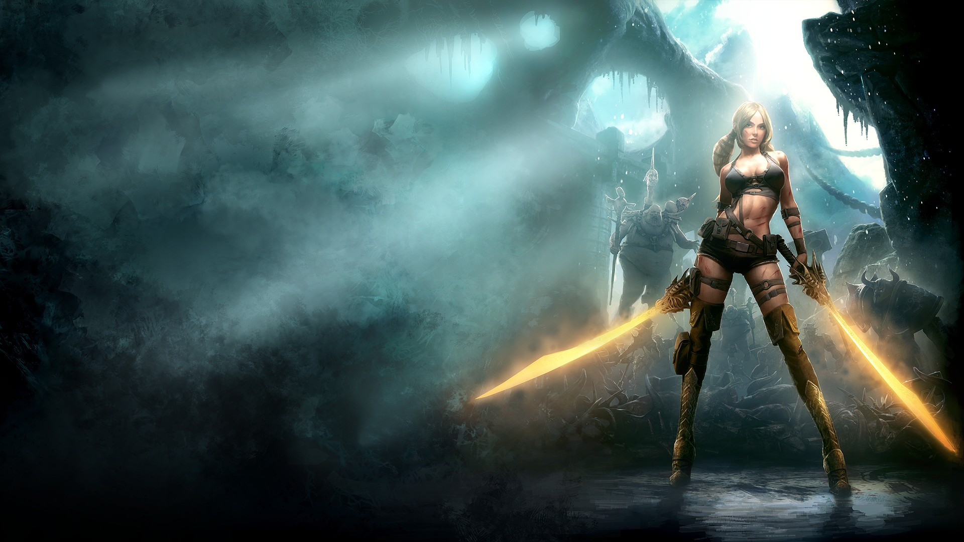 Blades Of Time Hd Wallpapers  Desktop And Mobile Images -4423