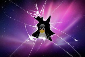 Linux, Computer, Tux