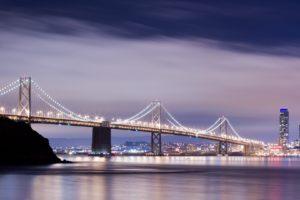 bridge, City
