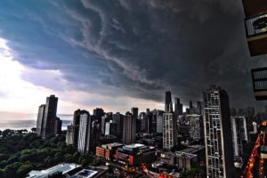 cityscape, Chicago, City
