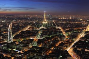 cityscape, Paris, Eiffel Tower, City, France