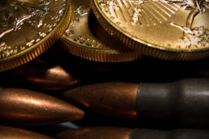bullet, Coins, Gold, United states