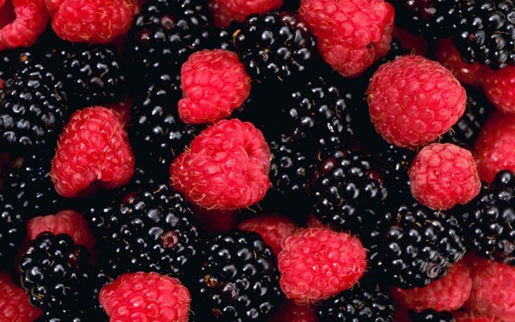 raspberries, Food HD Wallpaper Desktop Background