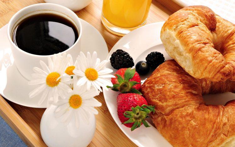 breakfast, Coffee HD Wallpaper Desktop Background