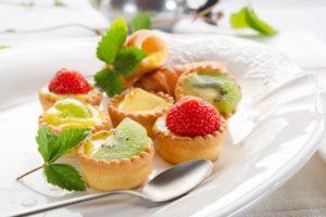 desserts, Fruit, Strawberries