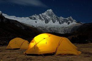 camping, Mountain