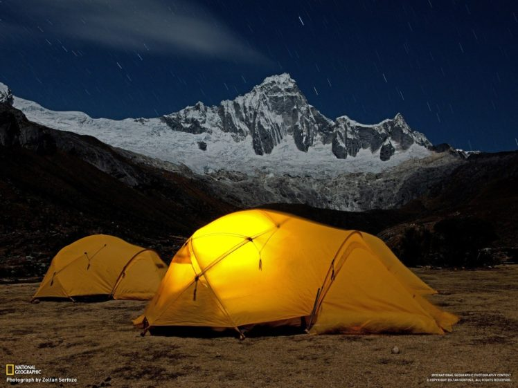 Camping Mountain Hd Wallpapers Desktop And Mobile Images Photos