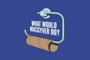macgyver, Simple background