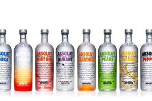 Absolut, Vodka, Bottles, Alcohol