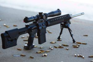 AR 10, Gun, Weapon