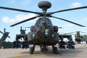 Boeing Apache AH 64D, AH 64 Apache, Helicopters