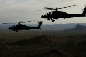 Boeing AH 64 Apache, AH 64 Apache, Helicopters
