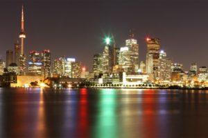 Toronto, Ontario, Canada, Cityscape