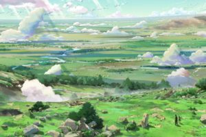 Children Who Chase Lost Voices, Makoto Shinkai