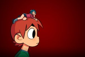 Scott Pilgrim vs. the World, Scott Pilgrim, Comic art